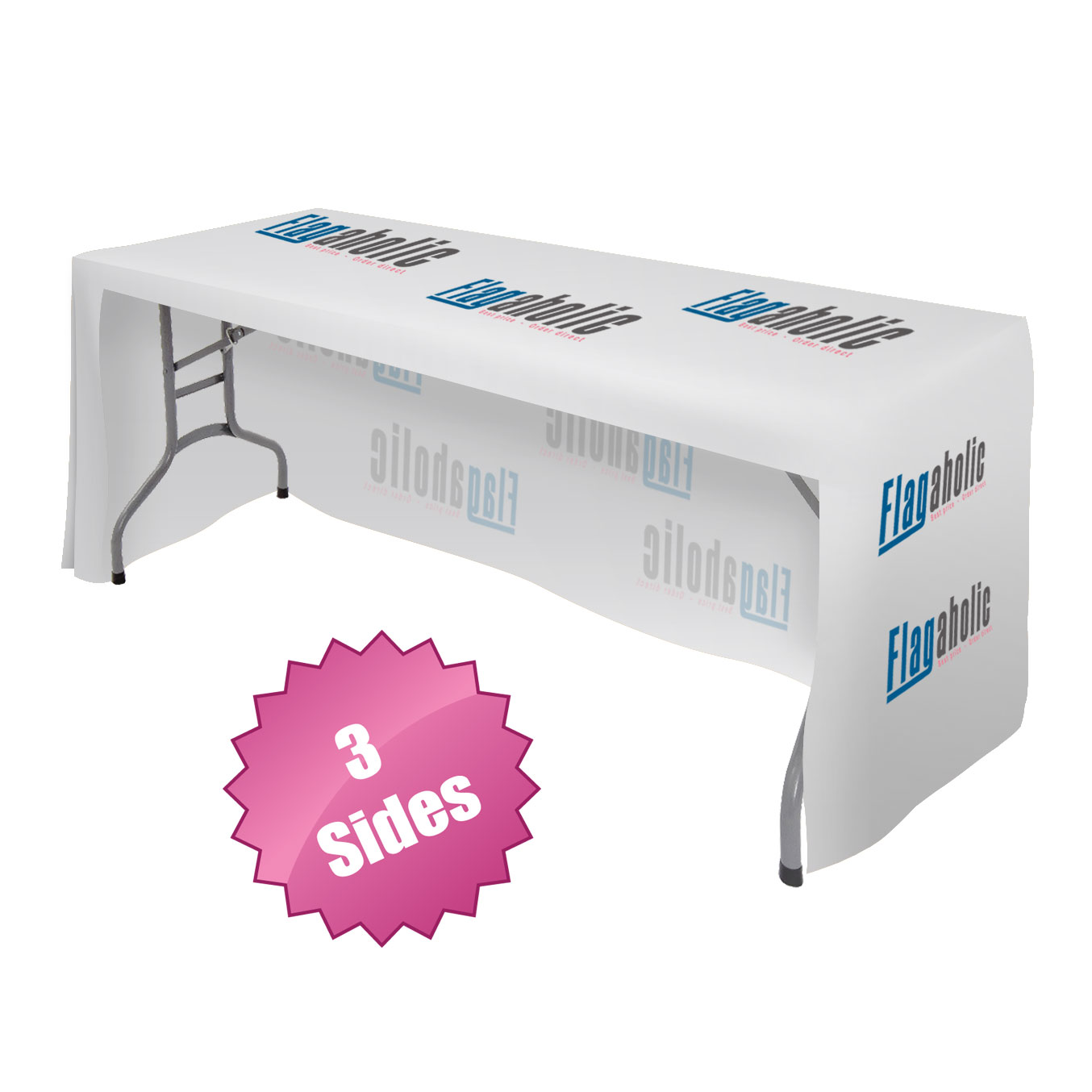 High Definition Fitted Table Throws-1