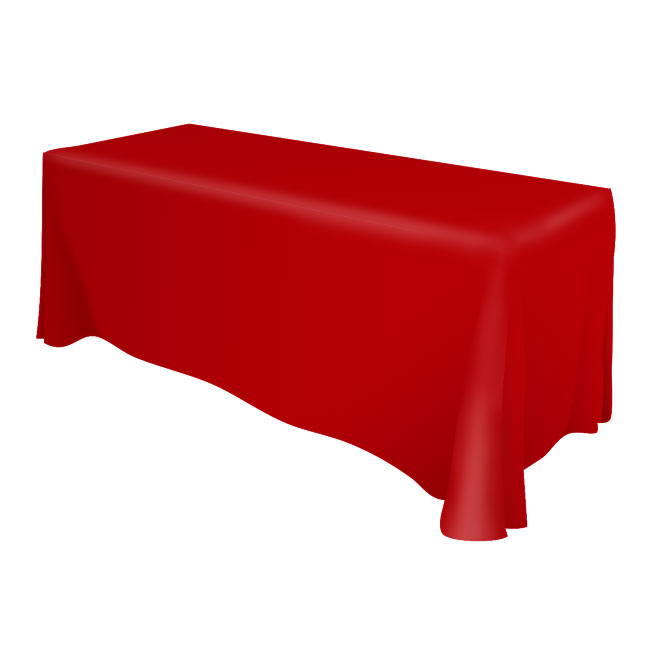 Solid Color Table Throws ...