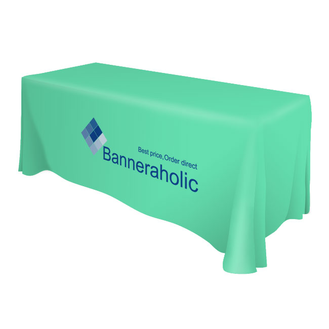 Front Logo Table Throws/>                             	</div>                             	<div id=