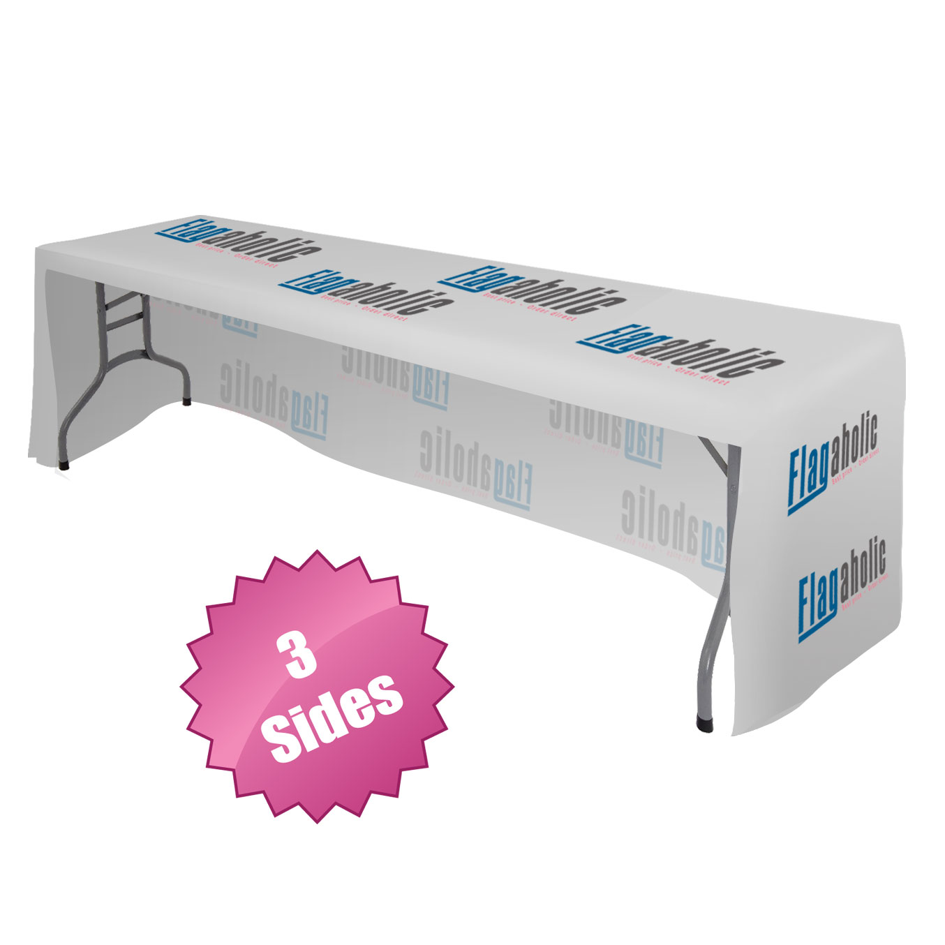 High Definition Fitted Table Throws-4