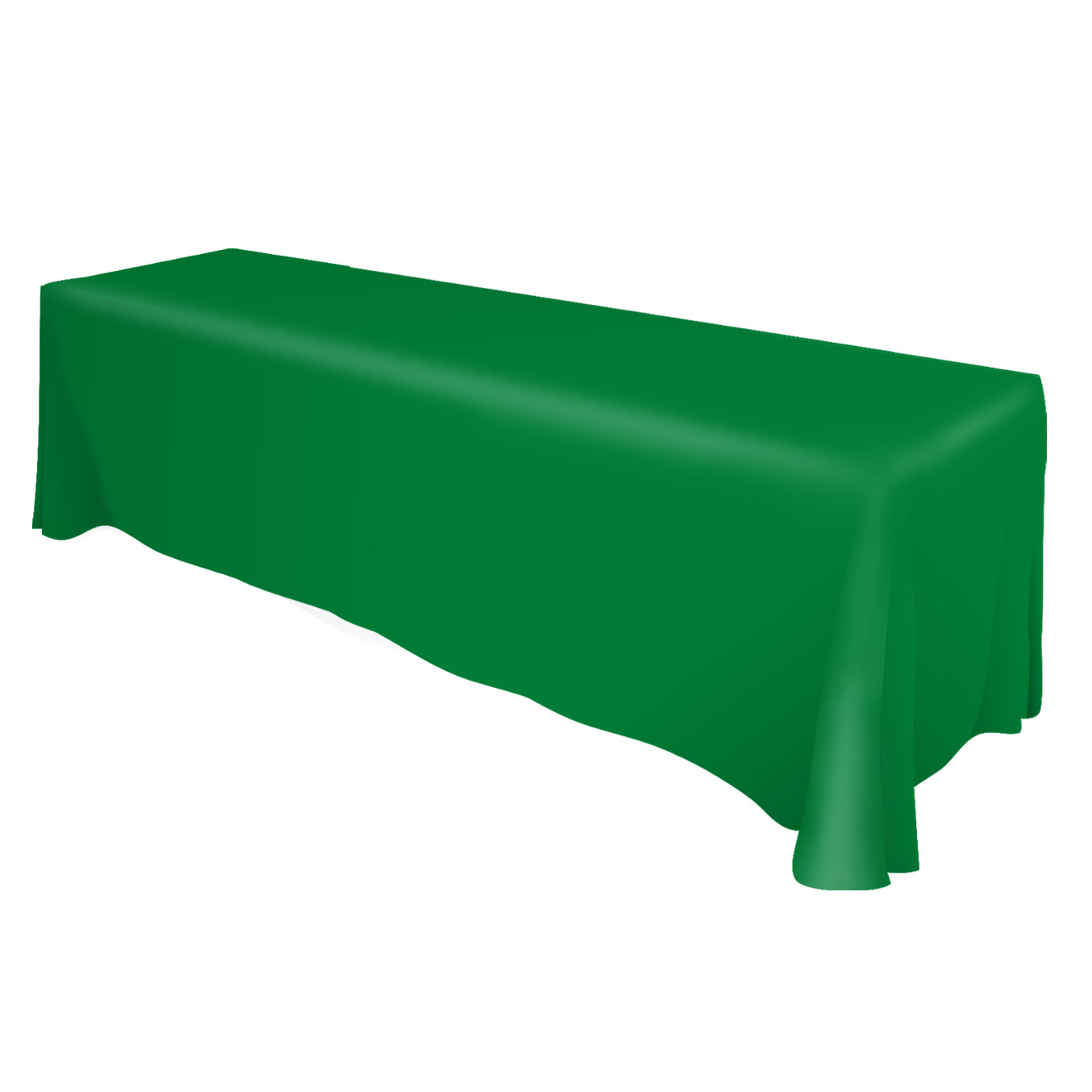 Solid color table throws tablecloth draped table cover for Table th row