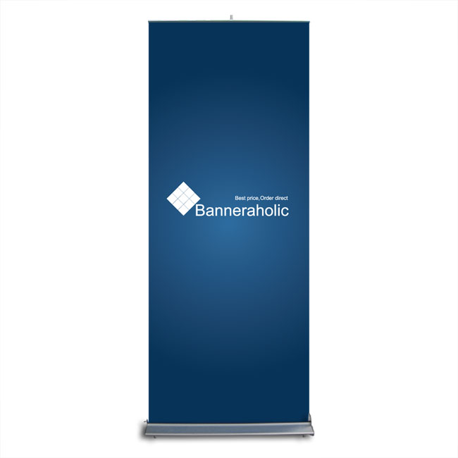 Roll Up Banner Stand (Graphic interchangeable) | Interchangeable ...